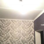 Натяжной потолок в коридор Подольск