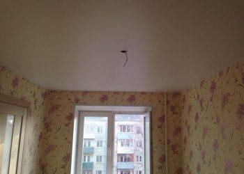 Натяжной потолок в спальню Подольск