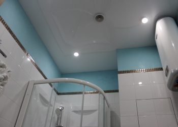 натяжные потолки в ванную Подольск