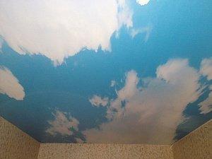 Натяжные потолки Небо: Красота вселенной в Вашем доме
