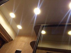 Натяжные потолки в Митино