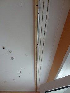 Эксклюзивные потолки (ниша под карниз)