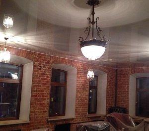 Натяжные потолки на дачу и в загородный дом - установка, стоимость.