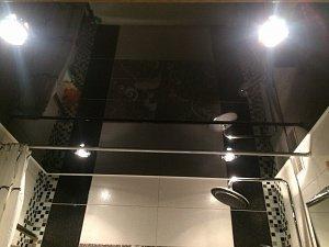 Как выбрать потолок для ванной комнаты?