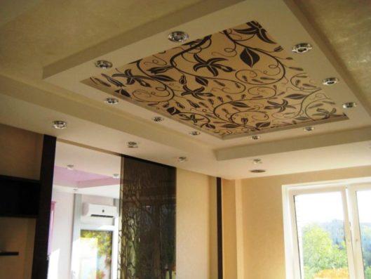 Тканевые натяжные потолки: с чего все началось