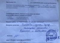 Отзыв натяжные потолки Подольск