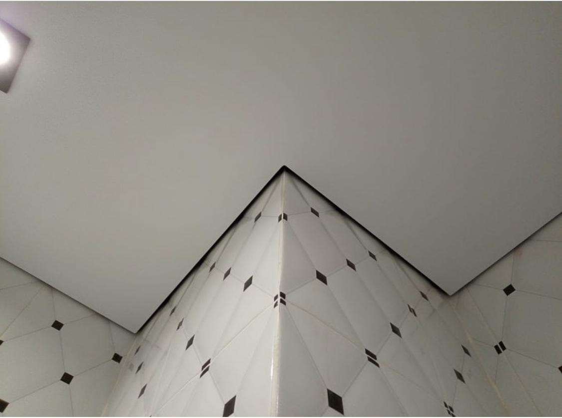 Потолки в зал